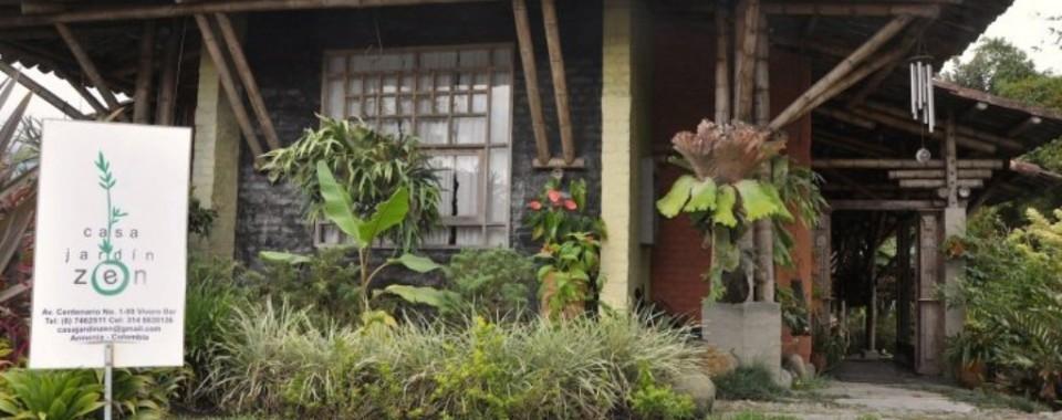 El hotel Fuente Casa Jardin Zen Fanpage Facebook 2